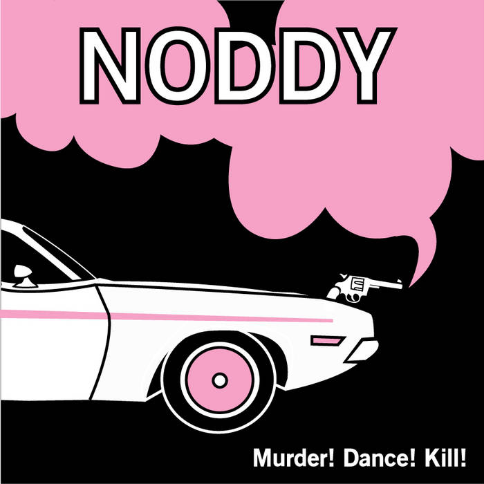 Murder! Dance! Kill! cover art