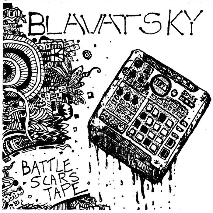 Battle Scars Tape cover art