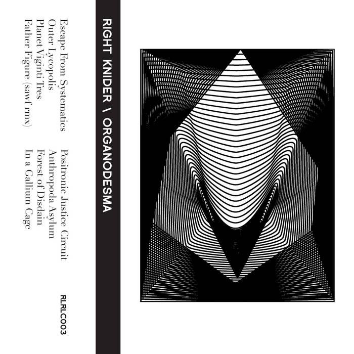 Organodesma cover art