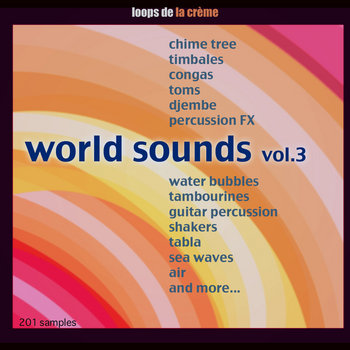 World Sounds Vol3 cover art