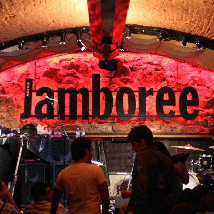 Live at the Jamboree June 17th 2011 2nd set cover art