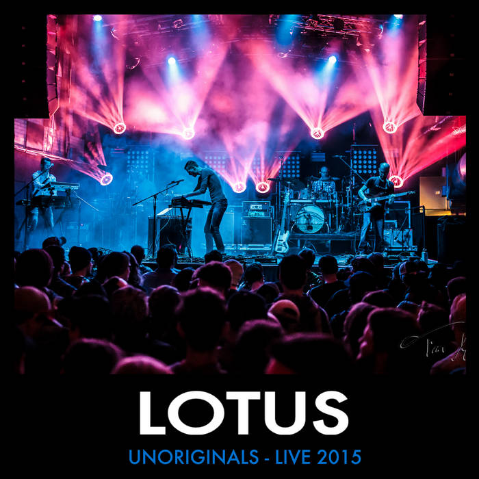 Unoriginals - Live 2015 cover art