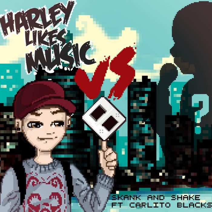Skank and Shake ft Carlito Blacks cover art