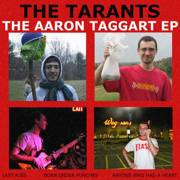 The Aaron Taggart EP cover art