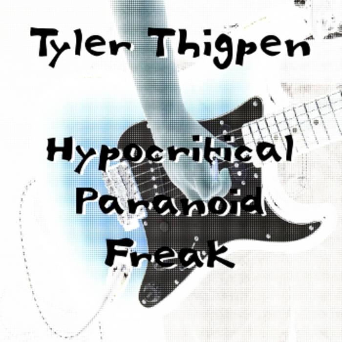 Hypocritical Paranoid Freak cover art