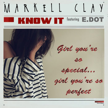 Know It ft. E.Dot cover art