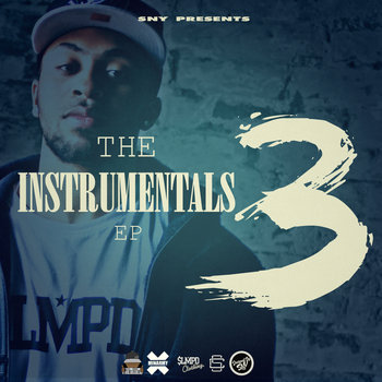 The Instrumentals 3 EP: Rap Edition cover art