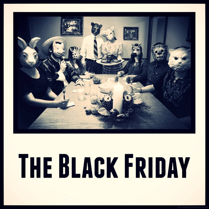 The Black Friday cover art