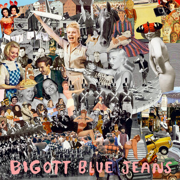 Blue Jeans cover art