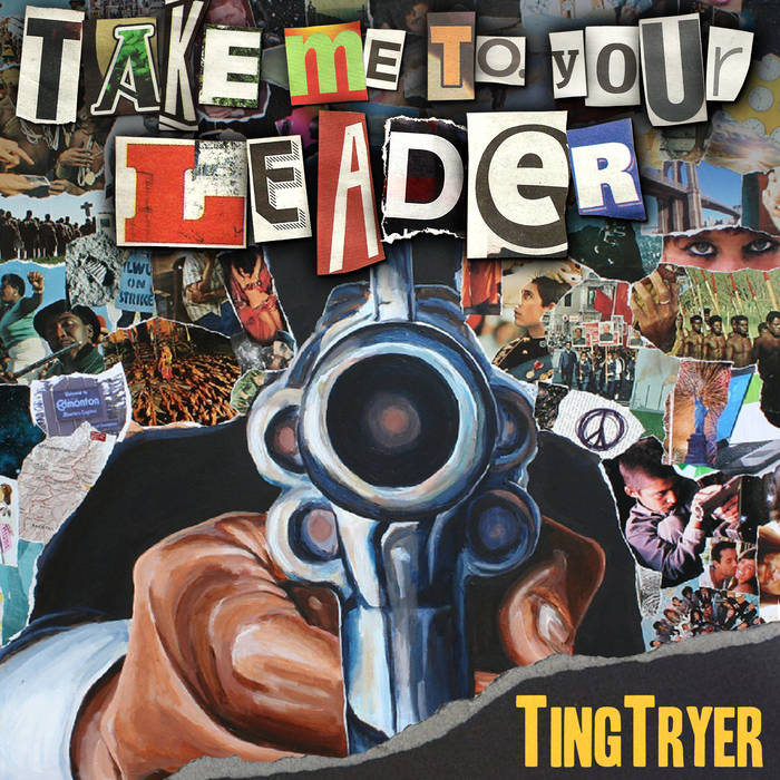 Take Me To Your Leader cover art