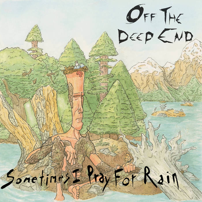 Sometimes I Pray For Rain cover art