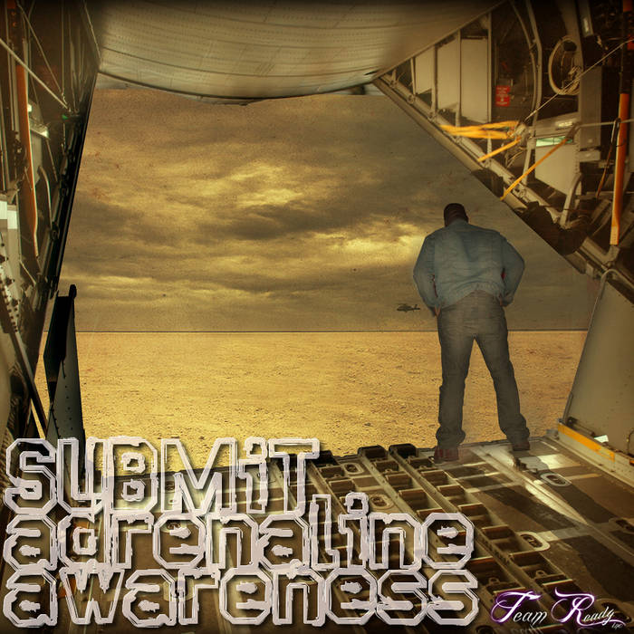 Adrenaline Awareness cover art
