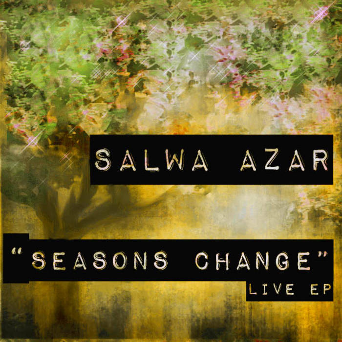 Seasons Change Live EP cover art