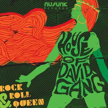 Rock & Roll Queen cover art