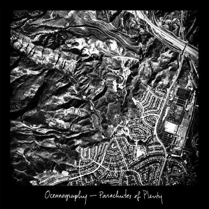 Parachutes of Plenty cover art