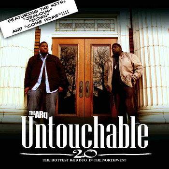 UNTOUCHABLE 2.0 cover art