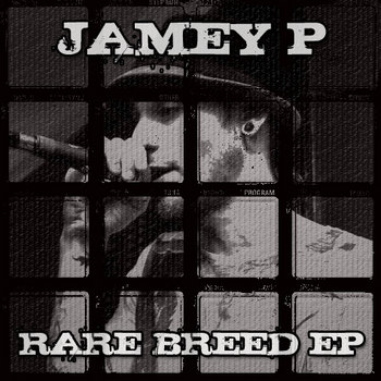 Rare Breed EP cover art