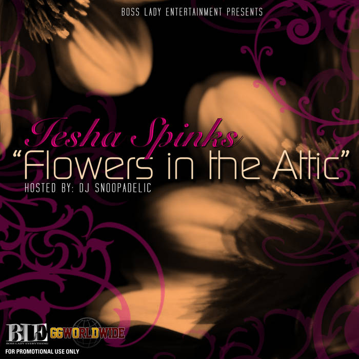"""""""Flowers In The Attic"""" cover art"""