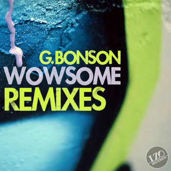 Wowsome remixes cover art