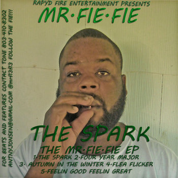 MR FIE FIE - THE SPARK (THE MR FIE FIE EP) cover art