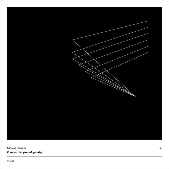 frequencies (sound quanta) cover art