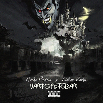 Vampsterdam cover art
