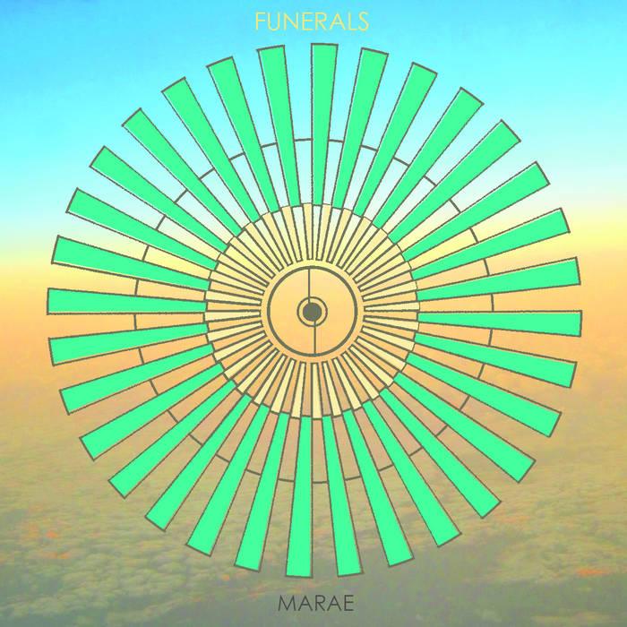 MARAE EP cover art