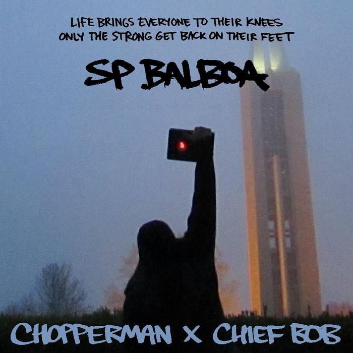 SP Balboa cover art