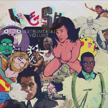 INSTRUMENTAL VOL. 1 cover art