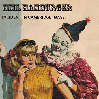 Incident In Cambridge, Mass. cover art