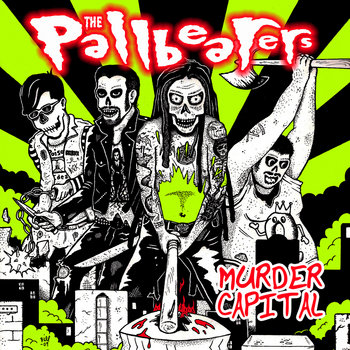 Murder Capital cover art
