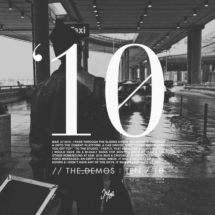 The_demos : '10 cover art