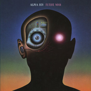 Future Man cover art