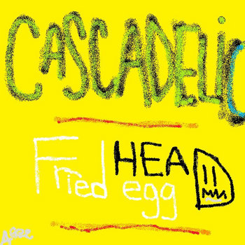 Fried Egg Head cover art