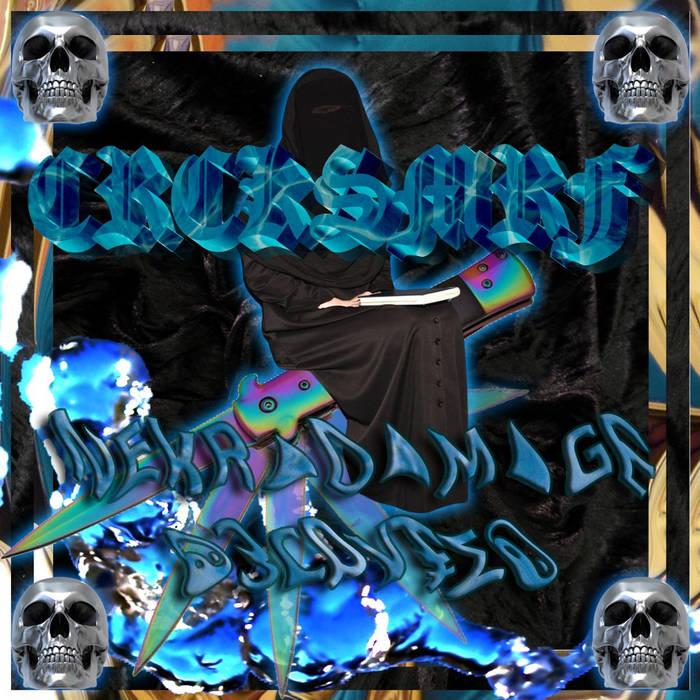 NEKR▲D▲M▲GE X ☯3CPV₮Σ☯ OLD TIMES cover art