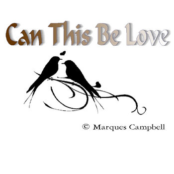 Can This Be Love cover art
