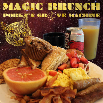 Magic Brunch cover art