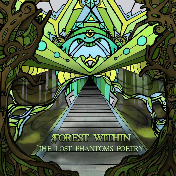 The Lost Phantom's Poetry cover art