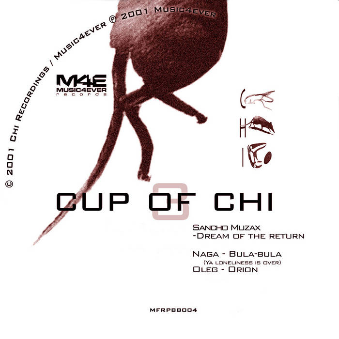 Cup Of Chi Volume 3. cover art