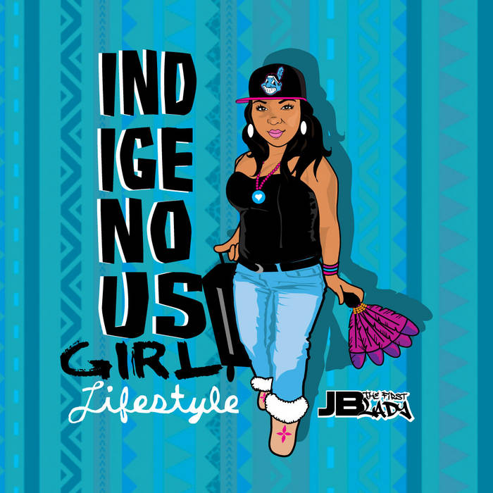 Indigenous Girl Lifestyle cover art