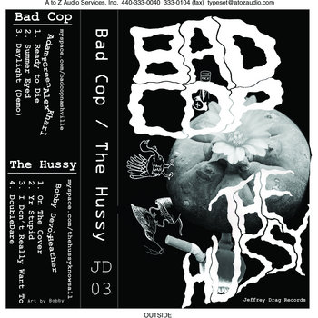 The Hussy Tape cover art