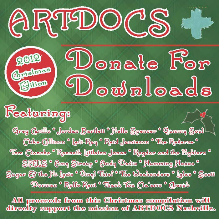ARTDOCS Donate for Downloads - 2012 Christmas Edition cover art