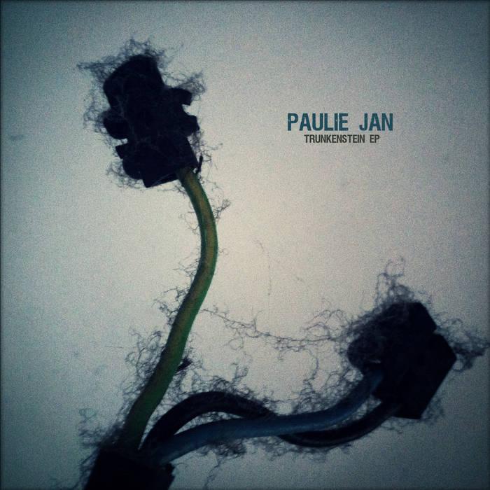 TRUNKENSTEIN EP cover art