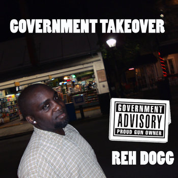 Government Takeover cover art