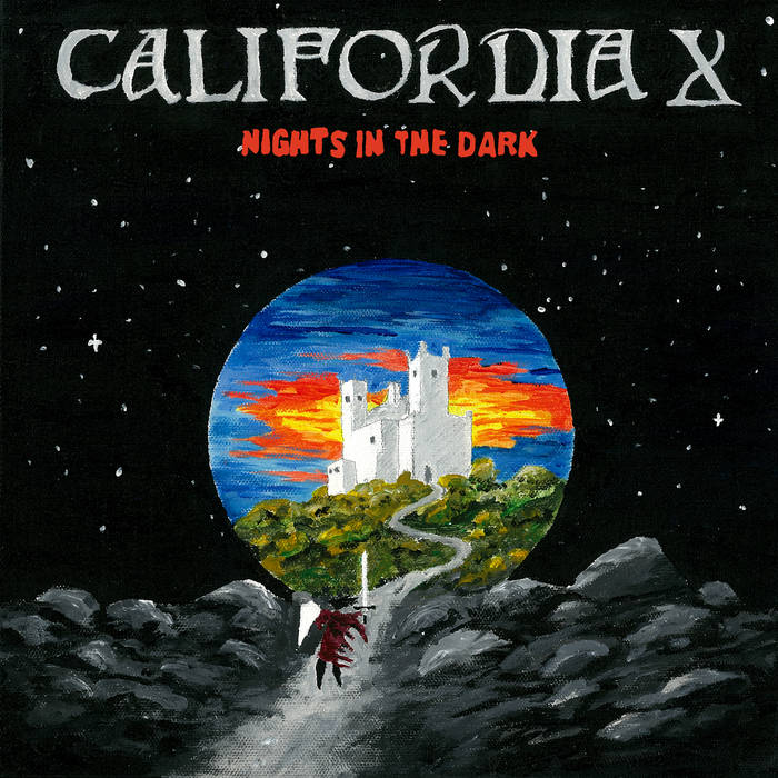 Nights In The Dark cover art