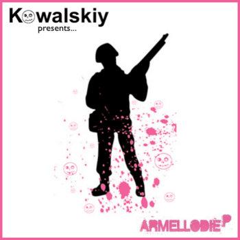 KEP#25 - ArmellodieP cover art