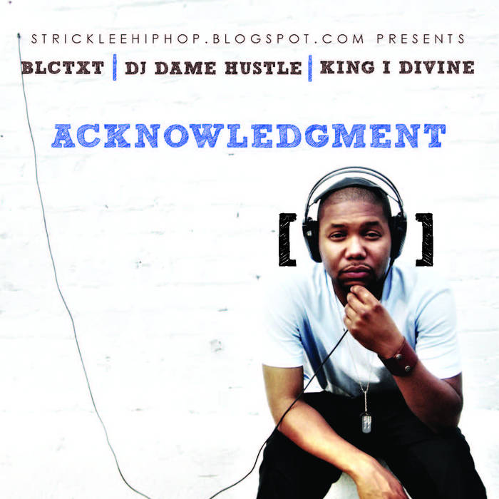 Acknowledgment cover art