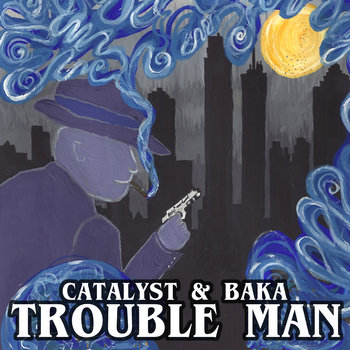Trouble Man cover art