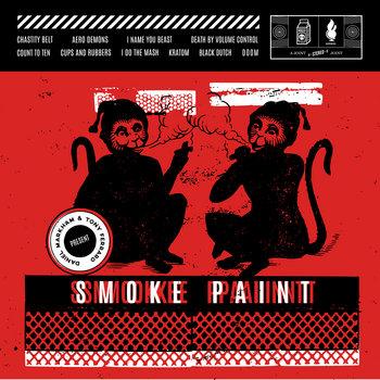 Smoke Paint cover art