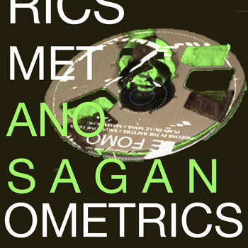 SAGANOMETRICS [re-mastered] cover art